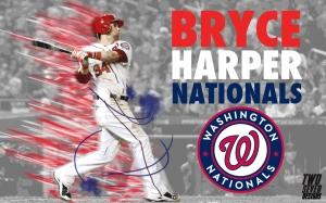 Bryce Harper Wallpaper 1280x800