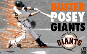 Buster Posey Wallpaper 1280x800