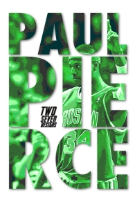Paul Pierce iPhone Wallpaper