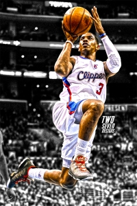 Chris Paul iPhone Wallpaper
