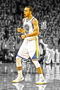 Seth Curry iPhone Wallpaper