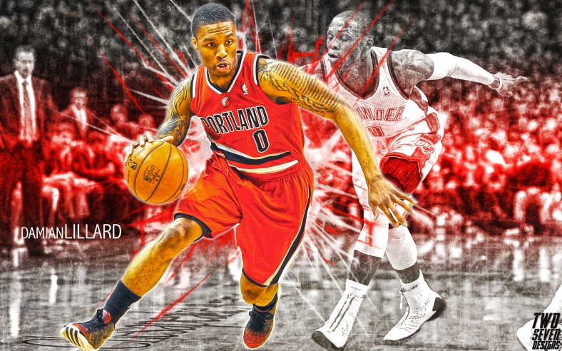 NBA: Portland Trail Blazers at Oklahoma City Thunder