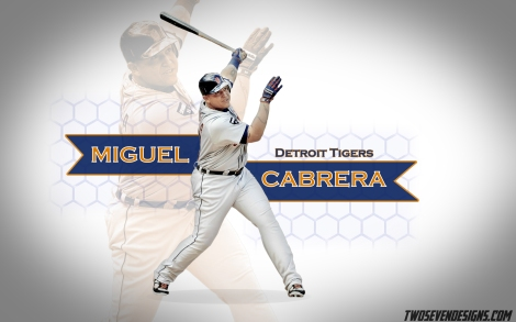 Miguel Cabrera 2014 Wallpaper