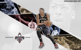 Anthony Davis 2014-15 Wallpaper